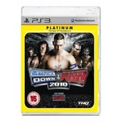 WWE Smackdown vs Raw 2010 Game (Platinum) PS3