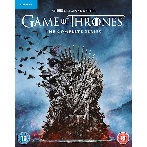 Game Of Thrones: The Complete Series 1-8 Blu-ray