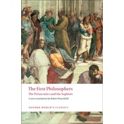 The First Philosophers: The Presocratics and Sophists by Oxford University Press (Paperback, 2009)