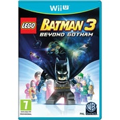 Lego Batman 3 Beyond Gotham Wii U Game