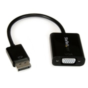 StarTech DisplayPort 1.2 to VGA Adapter Converter DisplayPort to VGA 1920x1200