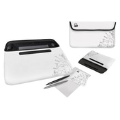 IMP 5-in-1 Protect & Play Accessory Kit In White Wii U