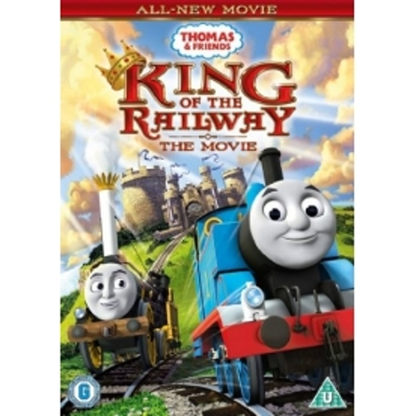 Thomas The Tank Engine And Friends King Of The Railway DVD