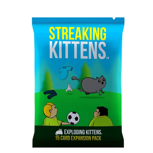 Exploding Kittens - Streaking Kittens Expansion - Image 1