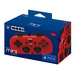 Hori Wired Mini Gamepad PS4 Red - Image 4