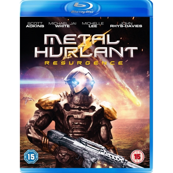 Metal Hurlant Resurgence: Season Two Blu-Ray