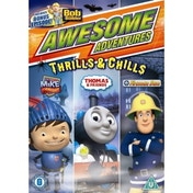 Awesome Adventures Thrills & Chills DVD