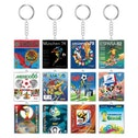 Panini World Cup Heritage Keychains (12 Packs)