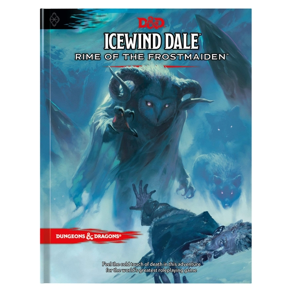 Dungeons & Dragons (DDN) Icewind Dale: Rime of the Frostmaiden