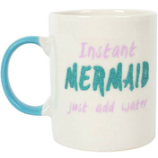 Instant Mermaid Ceramic Mug