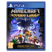 Minecraft Story Mode A Telltale Games Series PS4 Game