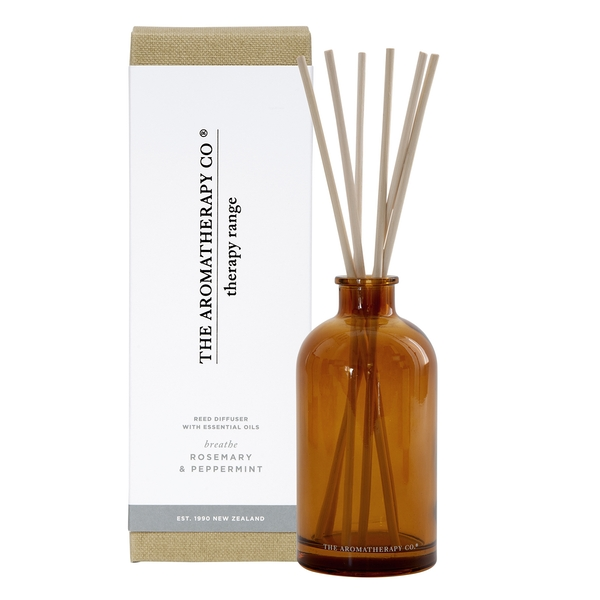 Therapy Reed Diffuser Rosemary & Peppermint