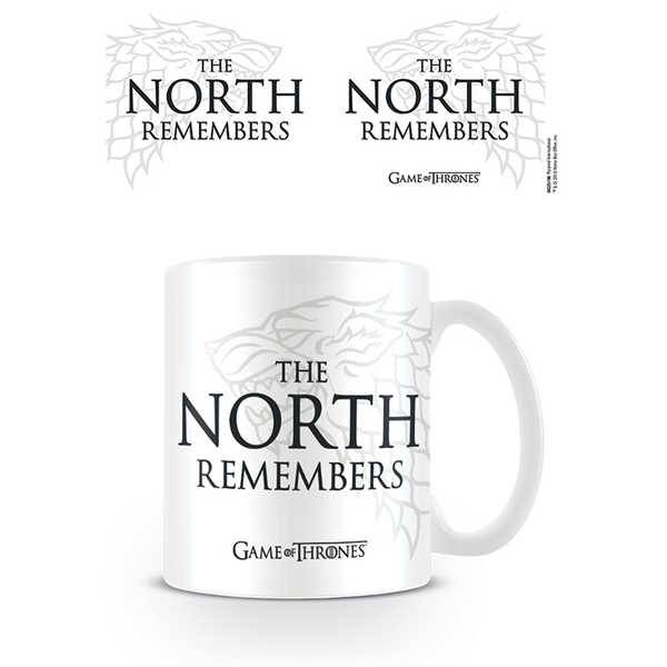 Game Of Thrones - The North Remembers Mug
