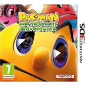 Pac-Man And The Ghostly Adventures Game 3DS