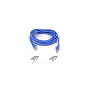 BEL CAT5e SNAGLESS UTP BLUE 3m