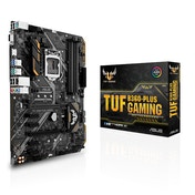 ASUS TUF B360-PLUS GAMING Intel B360 LGA 1151 (Socket H4) ATX