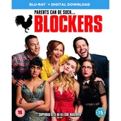 Blockers Blu-Ray   Digital Download