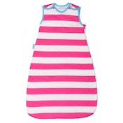 Grobag Sleep Bag - Magenta Ribbons 1.0 Tog (6-18 Months)