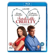 Intolerable Cruelty Blu-ray