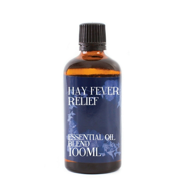 Mystic Moments Hay Fever Relief - Essential Oil Blends 100ml