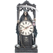 Time Waits for No Man Clock