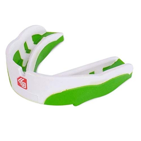 Shockdoctor Mouthguard V1.5 Youths White/Green