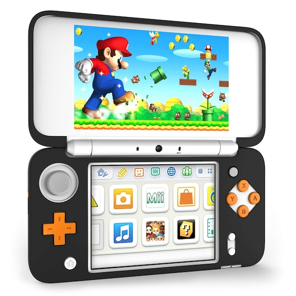 Nintendo 2DS XL Silicone Case