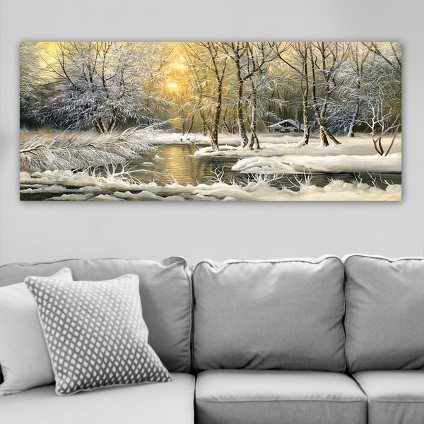 YTY238938190_50120 Multicolor Decorative Canvas Painting