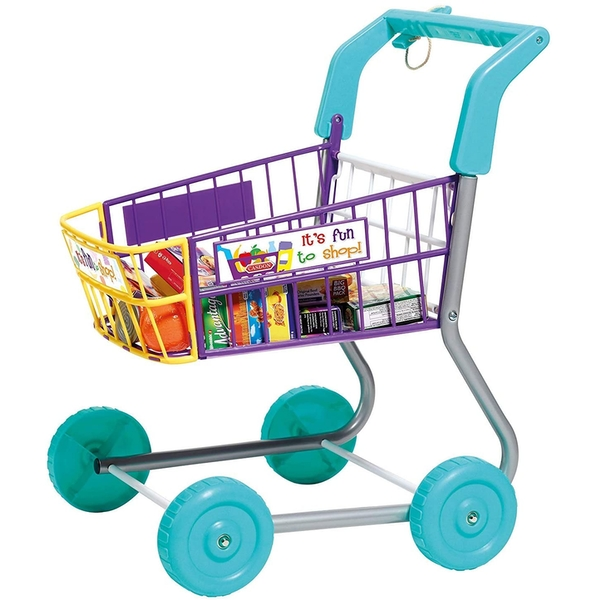 Cadson - Childrens Shopping Trolley Toy