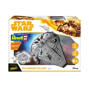 Millennium Falcon (Solo - A Star Wars Story) 1:164 Revell Model Kit