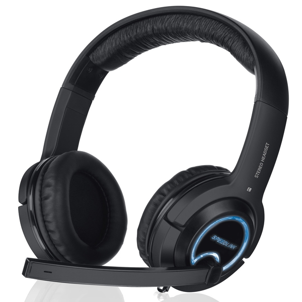 Speedlink Xanthos Stereo Universal Gaming Headset with Fold-Away Microphone