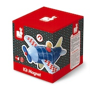 Janod Magnetic Airplane Kit