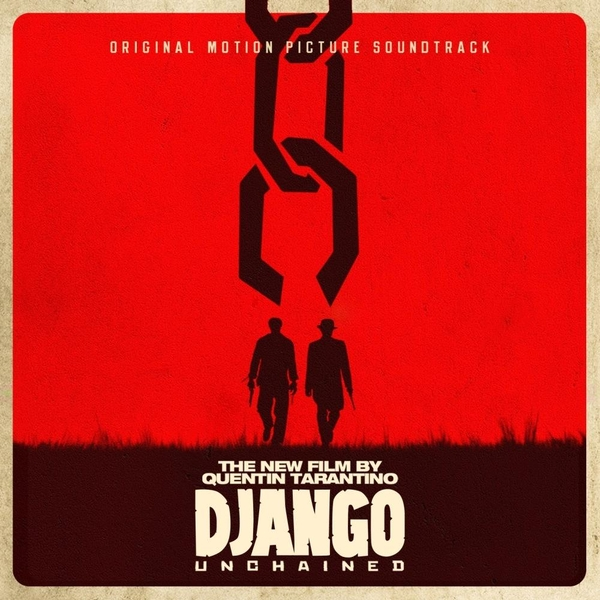 Quentin Tarantino's Django Unchained Original Motion Picture Soundtrack Vinyl