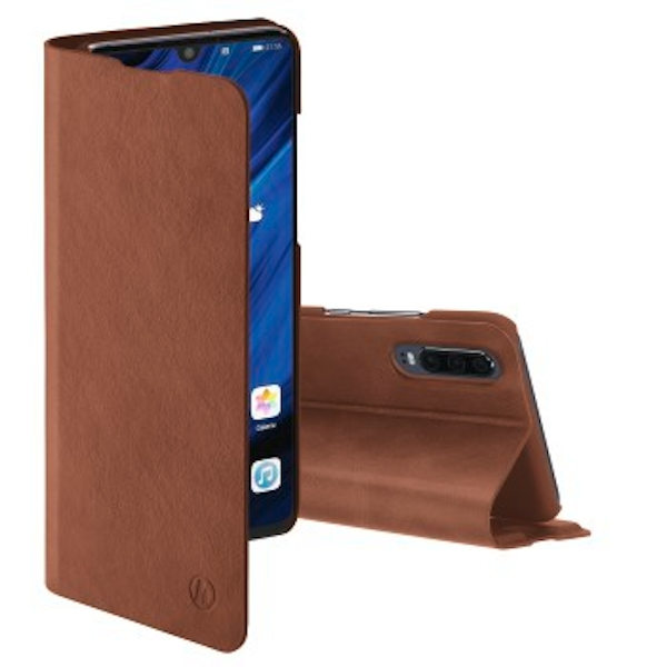 Guard Pro Wallet Case for Huawei P30 Brown