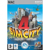 Sim City 4 Deluxe Edition Game MAC