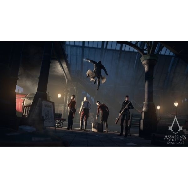 Assassin's Creed Syndicate Special Edition PC CD Key Download for uPlay - Image 3