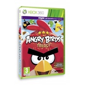 Angry Birds Trilogy (Kinect Compatible) Game Xbox 360
