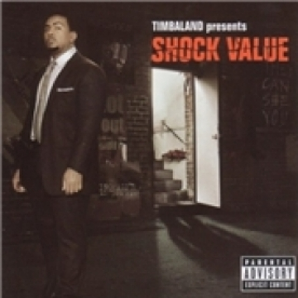 Timbaland Shock Value CD