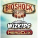 BioShock Infinite HeroClix 24 Gravity Feed Display Board Game - Image 2