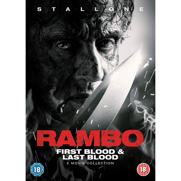 Rambo: First Blood & Last Blood Doublepack DVD