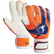 Precision Junior Fusion-X Roll GK Gloves Size 4