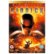 The Chronicles Of Riddick 2 Disc Directors Cut DVD