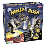 Ninja Rush Board Game