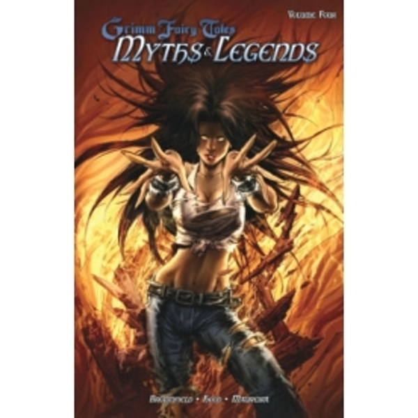 Myths and Legends Volume 4