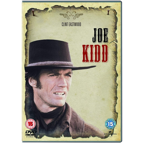 Joe Kidd - Westerns Collection DVD