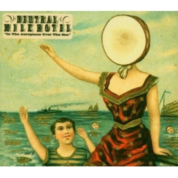 Neutral Milk Hotel - In The Aeroplane Over The Sea CD