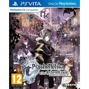 Psychedelica of the Ashen Hawk PS Vita Game