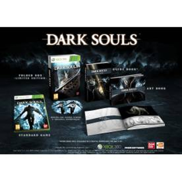 Dark Souls Limited Edition Game Xbox 360