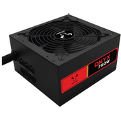 Riotoro 750W Onyx PSU, Semi-modular, Sleeve Bearing Fan, 80  Bronze, Flat Cables
