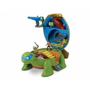 Turtles Micro Mutants Leo's Dojo Playset